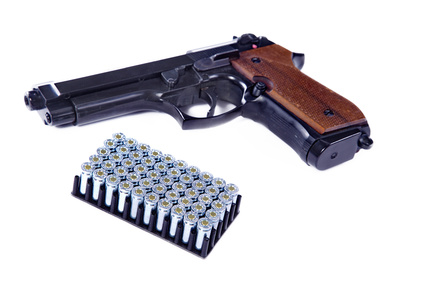 Schreckschusswaffen