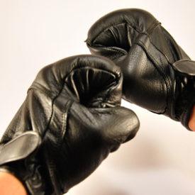 Quarzhandschuhe zur Selbstverteidigung?