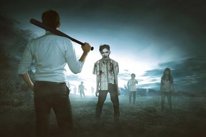 Zombie Apokalypse überleben: How to