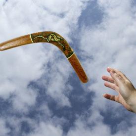 Bumerang – Spaß für Jung und Alt