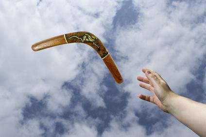 Bumerang kaufen für Kinder - Worauf muss man bei einem Boomerang achten?