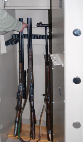 Waffentresor bzw. Waffenschrank kaufen - Die korrekte Waffenaufbewahrung