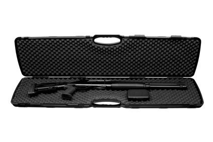 Waffenkoffer und Gewehrkoffer kaufen