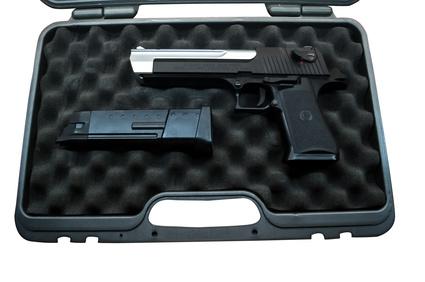 Kurzwaffenkoffer für Waffentransport