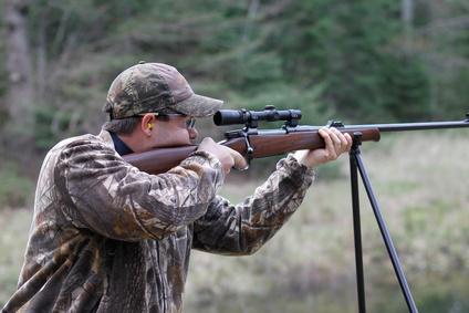 Zielstock für die Jagd - Darauf sollten Sie bei einem Schießstock achten!
